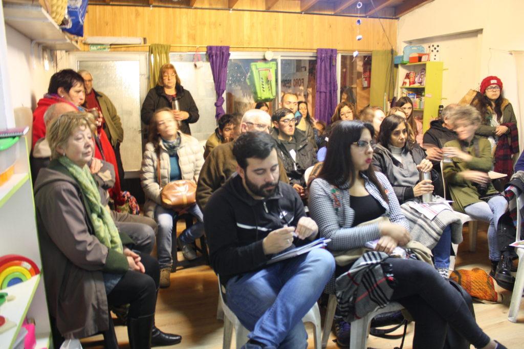 Foro Regional en Defensa del Rio de la Plata, la Salud y el Medio Ambiente.